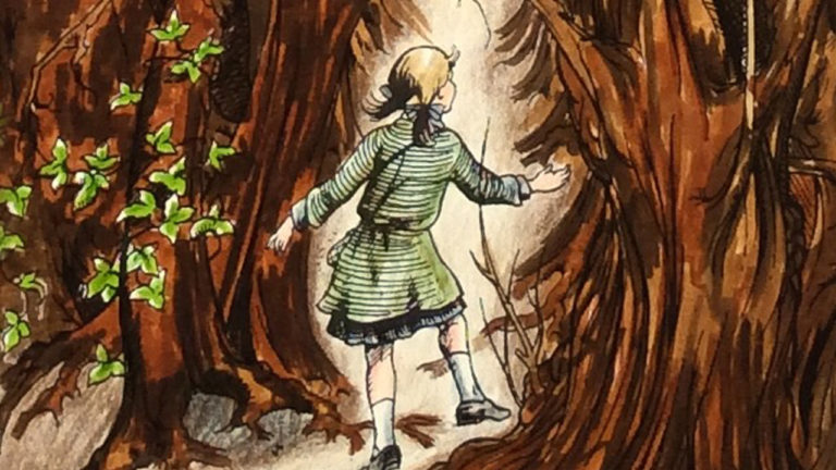 Chronicle of Narnia Illustration
